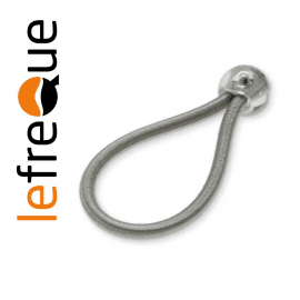 ATTACHE LEFREQUE Standard knotted bands 45 Argenté