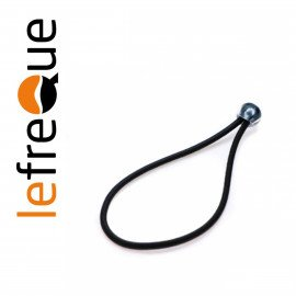 ATTACHE LEFREQUE Standard knotted bands 85 Noir