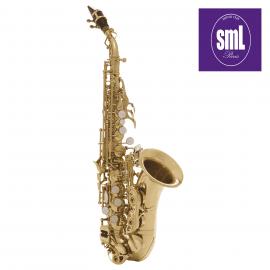 Saxophone Soprano Courbe SML Paris SC620II Verni