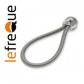ATTACHE LEFREQUE Standard knotted bands 55 Argenté