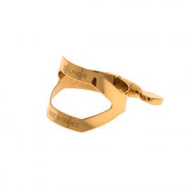 LIGATURE SELMER SAXOPHONE BARYTON/BASSE VERNIE GOLD