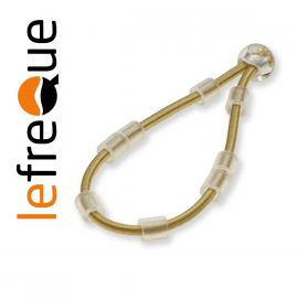 ATTACHE LEFREQUE Ultimate band 70 Jaune Or