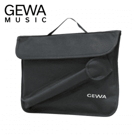 GEWA 251200 Housse Flûte à Bec et Partitions