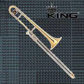Trombone KING 606 Verni
