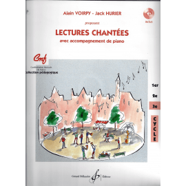 LECTURES CHANTEES 3° CYCLE