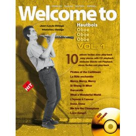 WELCOME TO HAUTBOIS VOL 1