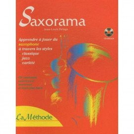 SAXORAMA - LA METHODE