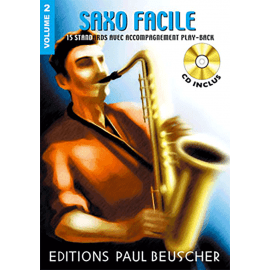 SAXO FACILE VOLUME 2
