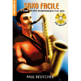 SAXO FACILE VOLUME 4