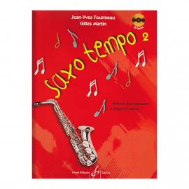SAXO TEMPO VOLUME 2