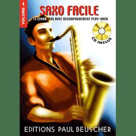 SAXO FACILE VOLUME 1