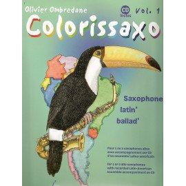 COLORISSAXO - VOL 1 - Sax Alto