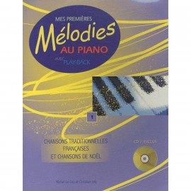 MES PREMIERES MELODIES AU PIANO VOLUME 1