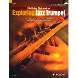 EXPLORING JAZZ TRUMPET WESTON-ARMSTRONG Trompette