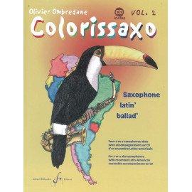 COLORISSAXO - VOL 2 - Saxophone Alto