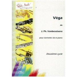 VEGA - J-P VANBESELAERE - Clarinette