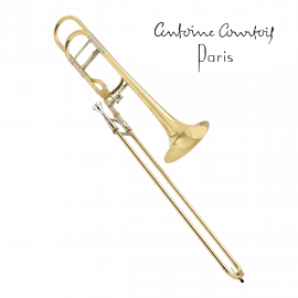 TROMBONE TENOR COMPLET COURTOIS AC422MBO CREATION PARIS