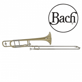 TROMBONE TENOR COMPLET BACH TB450B