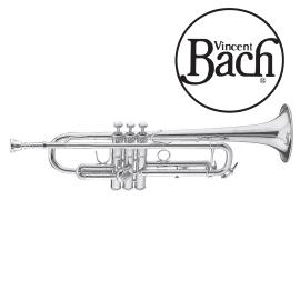 Trompette BACH VBS1 Argentée