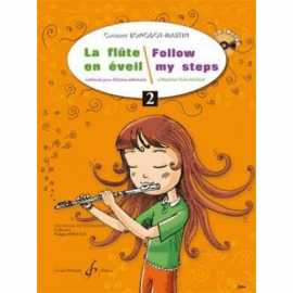 LA FLUTE EN EVEIL Vol. 2 - C. BONODOT-MARTIN - Flûte Traversière