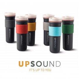 UPSOUND pour Trompette / Saxhorn Alto - Gris Foncé