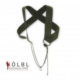 KOLBL 1.086-XS Harnais pour Basson Taille XS