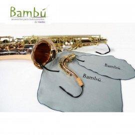 BAMBU KL02 Kit Ecouvillon Saxophone Ténor Bocal + Corps