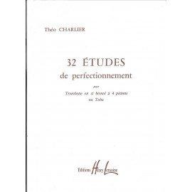 32 ETUDES DE PERFECTIONNEMENT - Théo CHARLIER