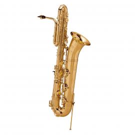 Saxophone Basse SELMER Super action 80 Séerie II Verni Gravé