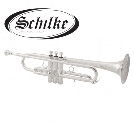 Trompette SCHILKE X3 Argentée