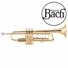 Trompette BACH LT180-43 Vernie
