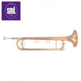 Trompette de Cavalerie Mib SML Paris Concerto Pavillon Rose
