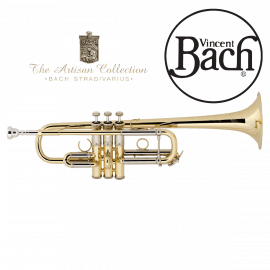 Trompette Ut BACH Artisan AC190S