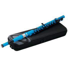 Flûte Traversière NUVO Bleue