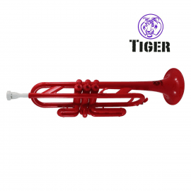 TROMPETTE TIGER ROUGE