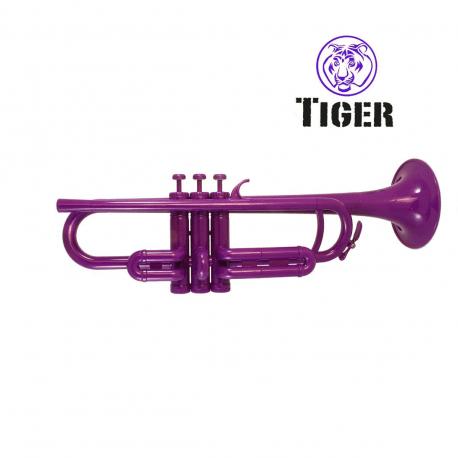 Trompette Sib TIGER Plastique Violette