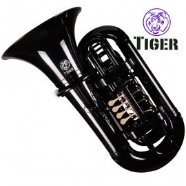 Tuba TIGER Plastique Noir
