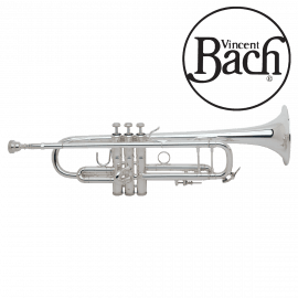 Trompette BACH 180S-43 Argentée