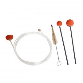 Kit Ecouvillon REKA pour tuba/Sousaphone