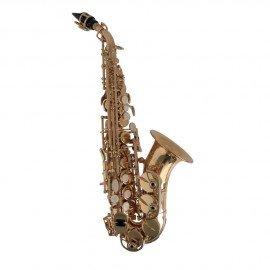 Saxophone Soprano Courbe CONN SC650D Verni