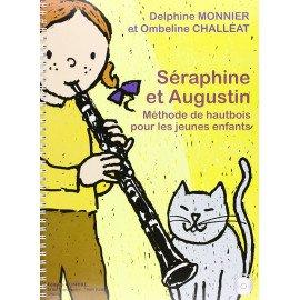 SERAPHINE ET AUGUSTIN - MONNIER/CHALLÉAT - Hautbois