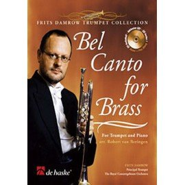 BEL CANTO FOR BRASS - Trompette