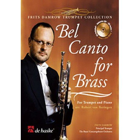 BEL CANTO FOR BRASS - DAMROW Frits - Trompette