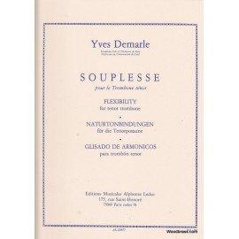 SOUPLESSE - Yves DEMARLE - Trombone