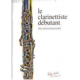 LE CLARINETTISTE DEBUTANT - CROCQ Jean-Noël - Clarinette