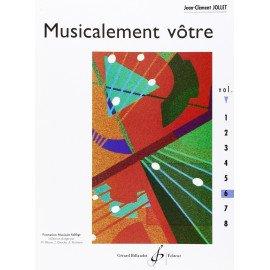 MUSICALEMENT VOTRE Volume 6