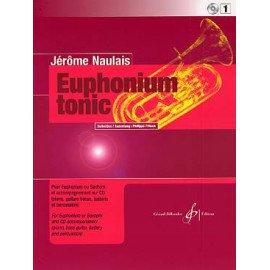 EUPHONIUM TONIC VOL 1 - Jérôme Naulais - Euphonium