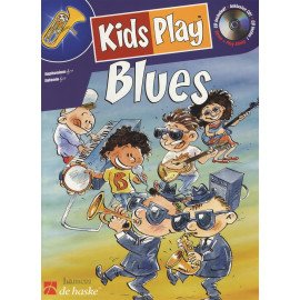 KIDS PLAY BLUES - EUPHONIUM - avec CD