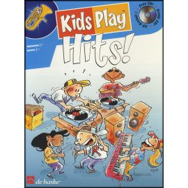 KIDS PLAY HITS - EUPHONIUM - avec CD