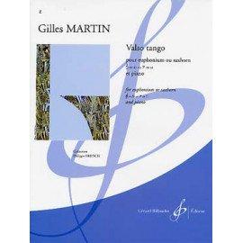VALSO TANGO - G. MARTIN - Euphonium ou Saxhorn